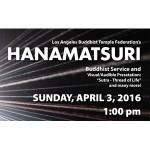 LA Buddhist Hanamatsuri