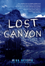 20160922 LTBF Nina Revoyr Book cover LostCanyon