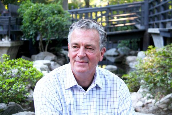 David R. Brown has served as Descanso Gardens' executive director since 2005