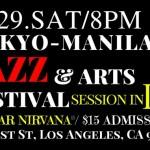 Tokyo Manila Jazz & Arts Festival Session