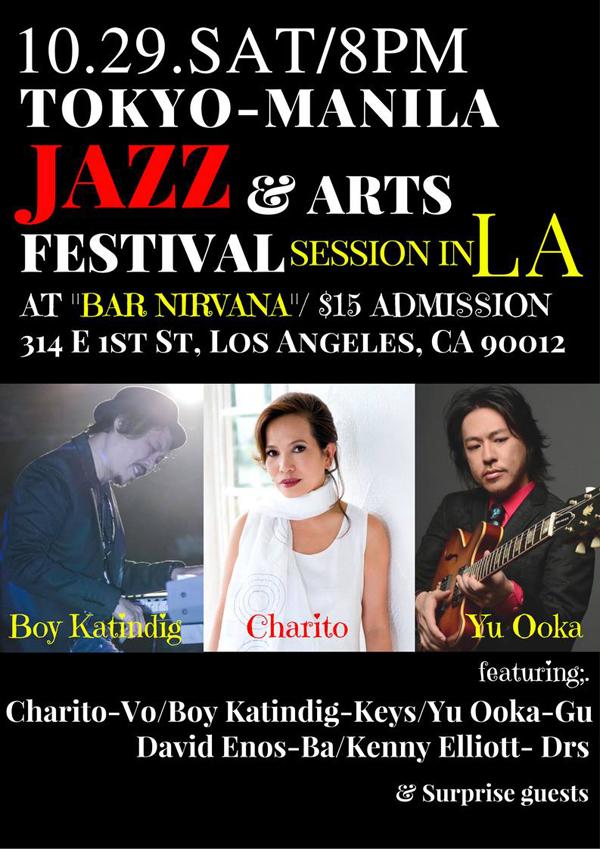 Tokyo Manila Jazz & Arts in LA