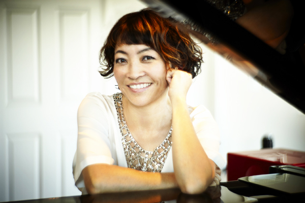 Jazz pianist Hiroe Sekine (courtesy of the artist)