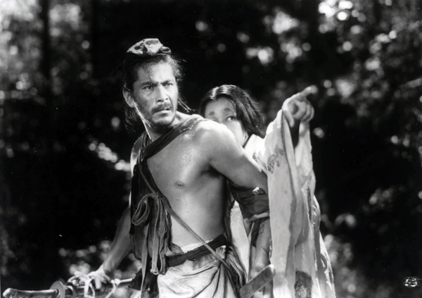 Rashomon ©1950 Daiei Co., Ltd.