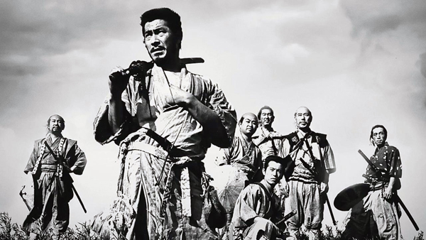Seven Samurai ©1954 Toho Co., Ltd.