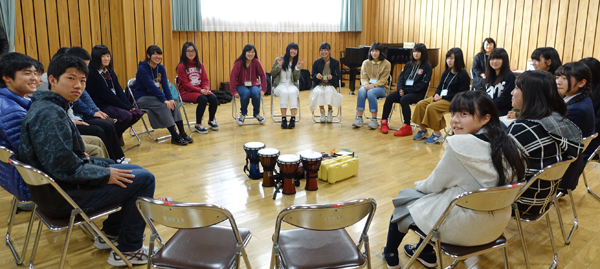 The TOMODACHI Honda Cultural Exchange Program: Twenty high school students from Fukushima will visit Los Angeles from Dec. 26 – Jan. 9. (Photos by Kacey Takashima, American Honda Motor Co., Inc.)