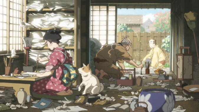 © 2014-2015 Hinako Sugiura MS. HS / Sarusuberi Film Partners