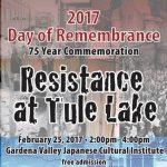 2017 Day of Remebrance Gardena