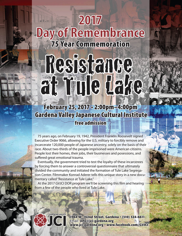 2017 Day of Remembrance Gardena