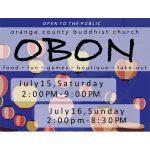 OCBC Obon Carnival 2017
