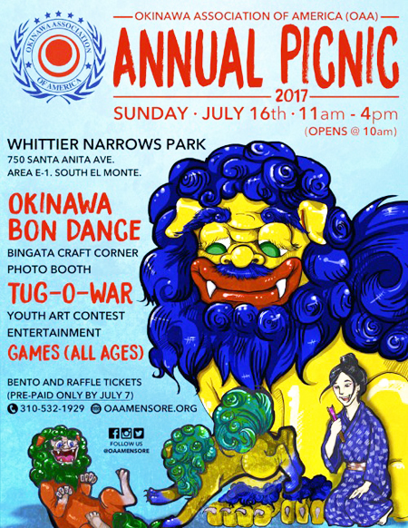 Okinawa Association Picnic 2017