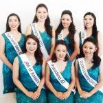 2017 Nisei Week Queen Candidates