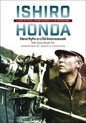 Book Cover Ishiro Honda Godzilla