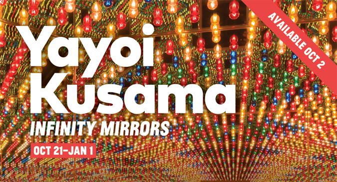 The Broad Yayoi Kusama Infinity Mirrors