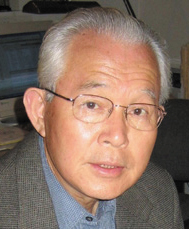 2009 Dr Takeo Uesugi Headshot