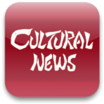 Cultural News touch icon red