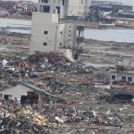 Nibei Debris at Rikuzen-takata