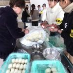 Rice Ball Onagawa Miyagi May 17 2011