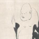 LACMA Hakuin Hotei One Hand
