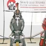 Nisei Week Samurai Store Armor