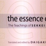 Book design the essence of zen