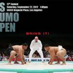 US Sumo Open 2012