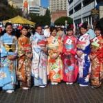 Miss Kimono LA Contest