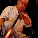 Japan Foundaton Swordsmith Kunimasa Mastuba