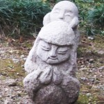 Jizo at Fumonji in Rikuzentakata