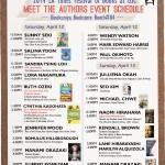 Kinokuniya Authors Event