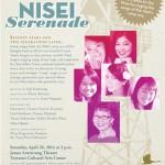 Nisei Serenade 2014 April 26