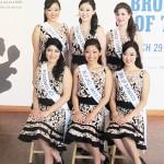 Nisei Week Queen 2014 Candidates