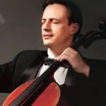 Cellist Marek Szpakiewics