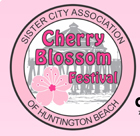 Huntington Beach Cherry Blossom Festival