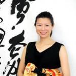 Calligrapher Shoran Ohba