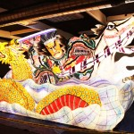 Nebuta Yoshitsune at Nisei Week Grand Parade 2015