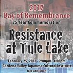 2017 Day of Remebrance Gardena