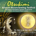 Phoenix Japanese Garden Moon Viewing Festival Icon