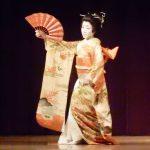 Mem. Bando Hidesomi of the Nihon Buyo Kai of California (Cultural News Photo)